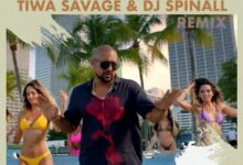 Sean Paul - When It Comes To You (Remix) ft. Tiwa Savage X DJ Spinall