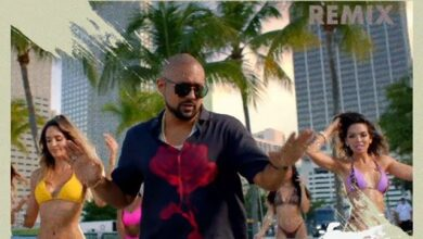 Photo of Sean Paul - When It Comes To You (Remix) ft. Tiwa Savage X DJ Spinall
