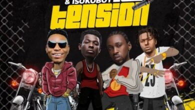 Photo of Solidstar – No Tension ft. Orezi, Terry Apala, Isoko Boy