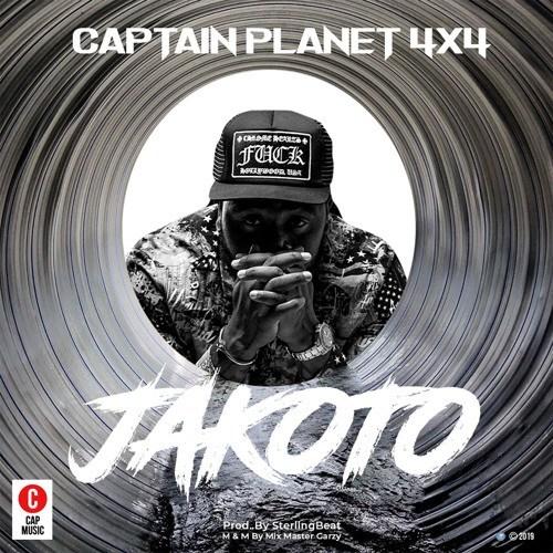 captain planet 4x4 jakoto prod by sterlingbeat - Captain Planet (4x4) - Jakoto (Prod By SterlingBeat)