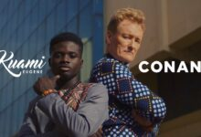 Photo of Kuami Eugene ft Conan O'Brien – For Love (Official Video)