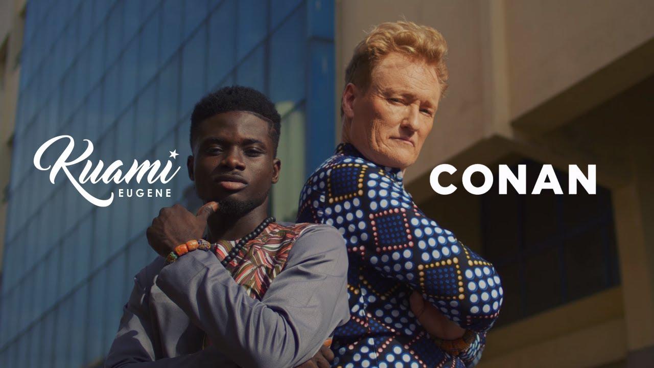 kuami eugene ft conan obrien for - Kuami Eugene ft Conan O'Brien - For Love (Official Video)