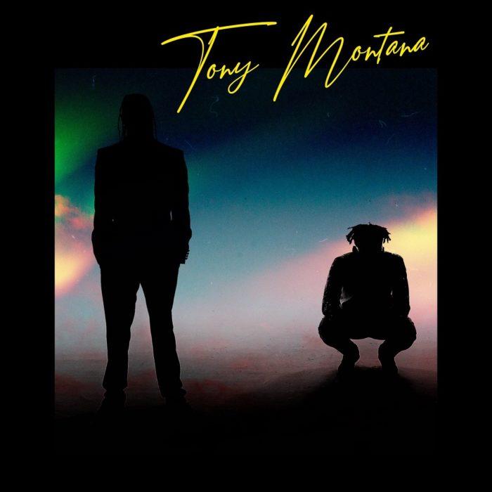 mr eazi tony montana artwork - Mr Eazi – Tony Montana ft. Tyga