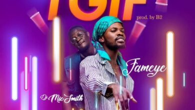 Photo of Fameye – Thank God It's Friday (TGIF) ft. DJ MicSmith (Prod by B2)