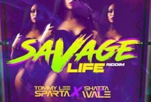 Tommy Lee Sparta x Shatta Wale – Savage Life (Prod by Damage Musiq)
