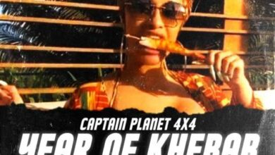 Photo of Captain Planet (4×4) – Year Of Khebab (Prod By BeatBoss Tims)