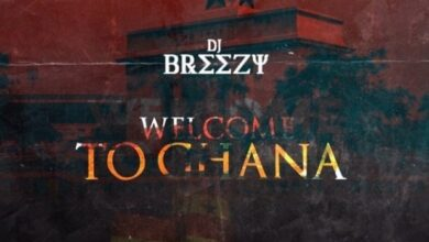 Photo of DJ Breezy – Akwaaba (Welcome) ft. Suzz Blaq (Prod By DJ Breezy)