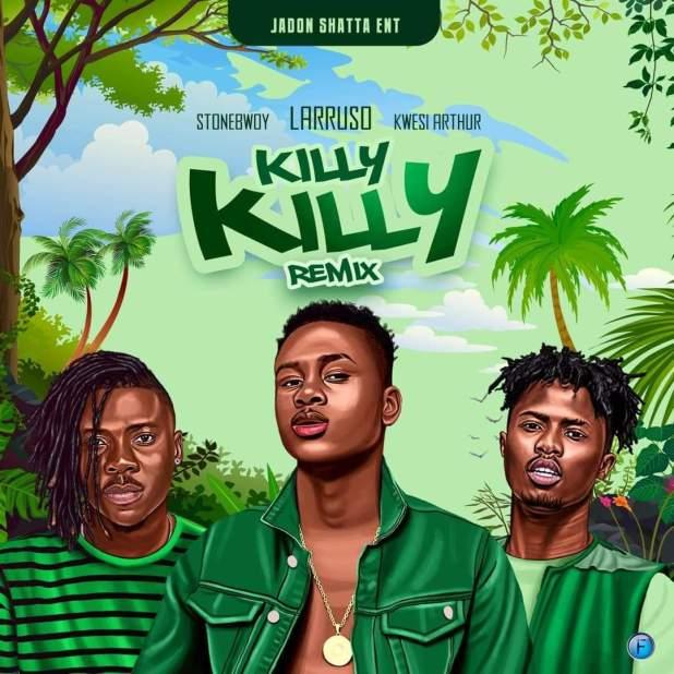 FB IMG 1576145519365 - Larruso – Killy Killy (Remix) ft. Stonebwoy x Kwesi Arthur