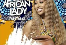 Photo of Fantana – New African Lady (Prod. Jesse Beatz)