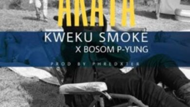 Photo of Kweku Smoke x Bosom P-Yung – Akata (Prod. by Phredxter)