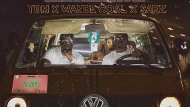 Photo of Wande Coal, Sarz, TDM – Tofunmi