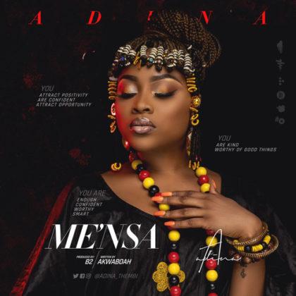 Photo of Adina – Me'Nsa (Prod. by B2)