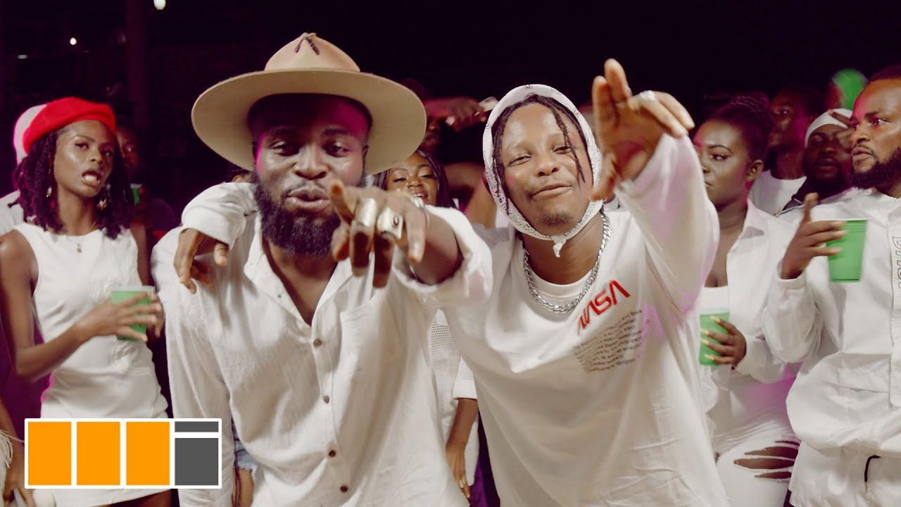 kelvyn boy yawa no dey ft m anif - Kelvyn Boy - Yawa No Dey ft. M.anifest (Official Video)