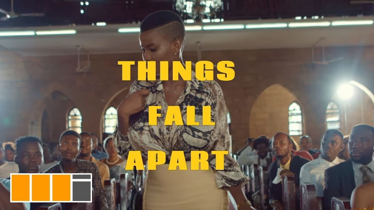 kofi kinaata things fall apart o - Kofi Kinaata - Things Fall Apart (Official Video)