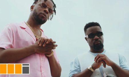 sarkodie feelings ft maleek berr 450x270 - Sarkodie - Feelings ft. Maleek Berry (Official Video)