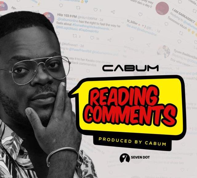 Cabum – Reading Comments (Prod by Cabum)