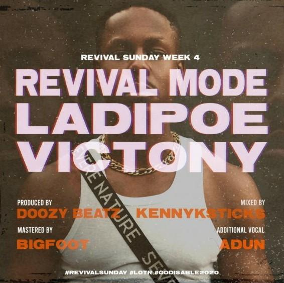 IMG 20200106 200142 508 - LadiPoe – Revival Mode ft. Victony