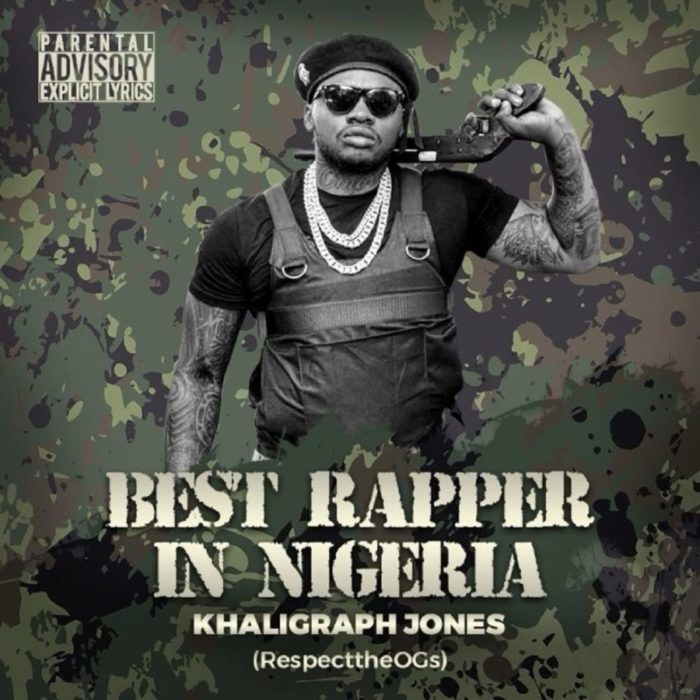 Khaligraph Jones Best Rapper In Nigeria scaled - Khaligraph Jones - Best Rapper In Nigeria (Blaqbonez Diss)