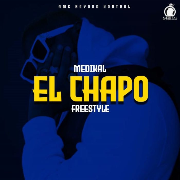 Medikal – El Chapo Freestyle www.Ghanasongs.com  scaled - Medikal – El Chapo (Freestyle)