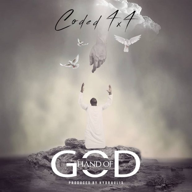 coded 620x620 1 - Coded (4×4) – Hand of God (Prod. by Hydraulix)