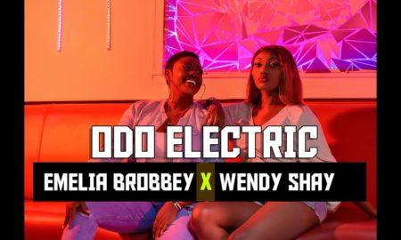 emelia brobbey ft wendy shay odo 450x270 - Emelia Brobbey ft Wendy Shay - Odo Electric [Official Video]
