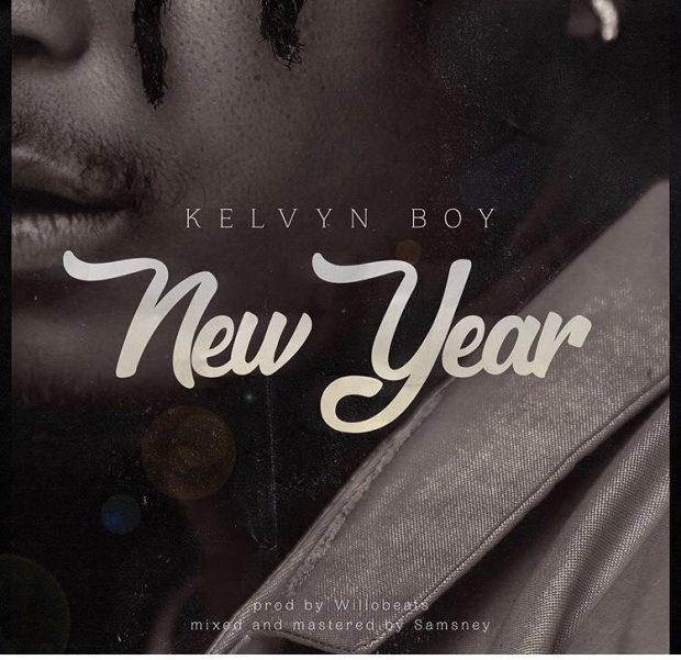 kelvyn boy 620x601 1 - Kelvyn Boy – New Year (Prod By Willo Beatz)
