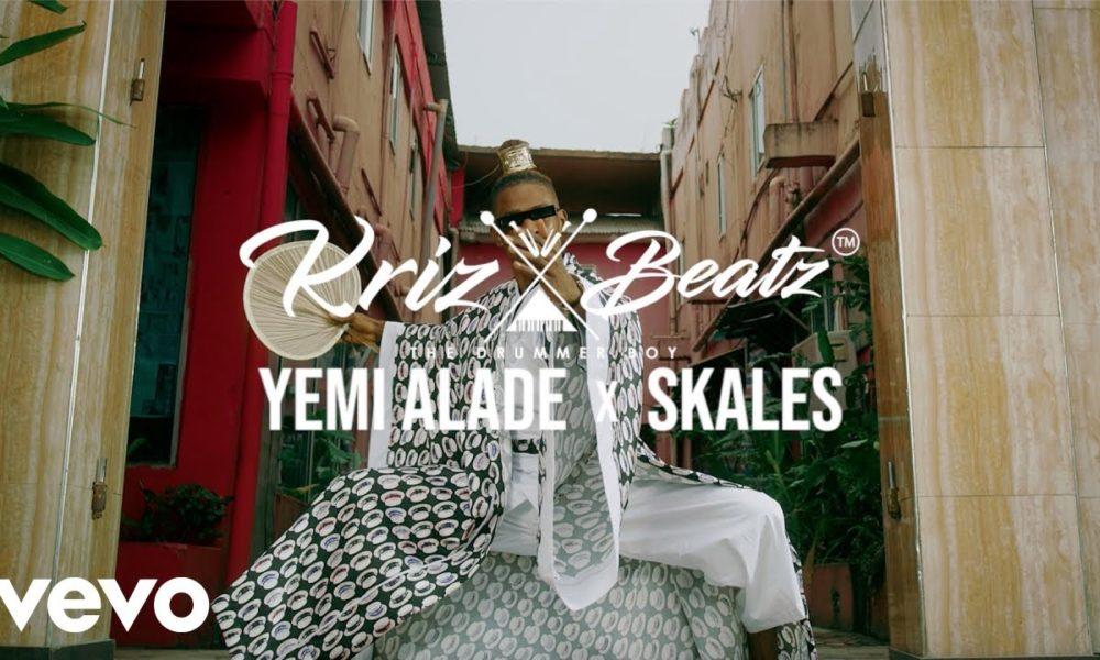 krizbeatz riddim official video 1000x600 - Krizbeatz - Riddim (Official Video) ft. Yemi Alade, Skales