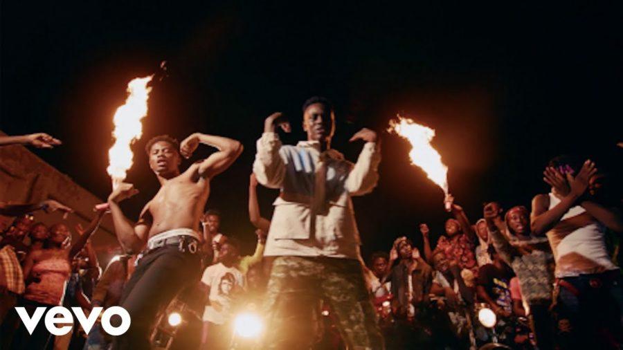 Larruso - Killy Killy Remix ft. Stonebwoy, Kwesi Arthur