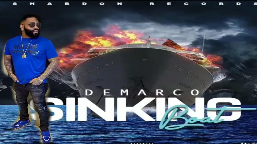 maxresdefault scaled - Demarco – Sinking Boat