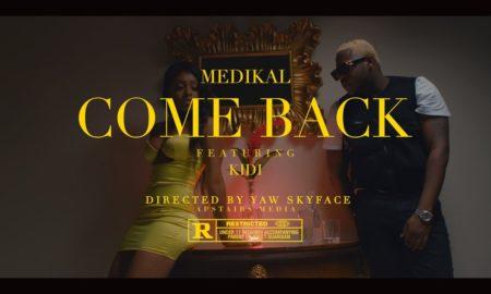 medikal come back ft kidi offici 450x270 - Medikal - Come Back ft. KiDi (Official Video)