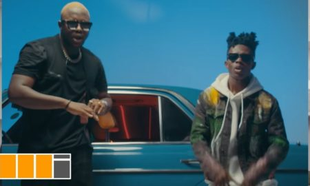 strongman bossu ft medikal offic 450x270 - Strongman - Bossu ft. Medikal (Official Video)