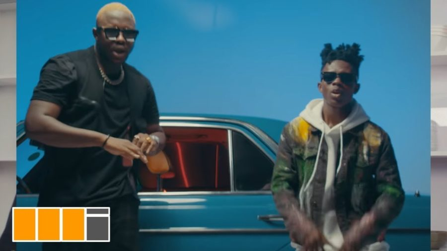strongman bossu ft medikal offic scaled - Strongman - Bossu ft. Medikal (Official Video)
