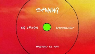 Photo of Big Dragon (Efya) – Spinning ft KiddBlack
