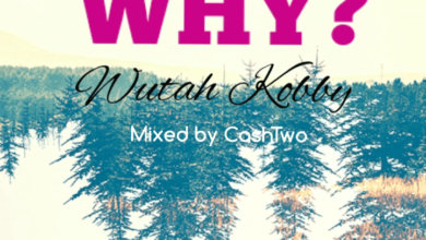 Photo of Wutah Kobby – Why (Prod. by CashTwo)