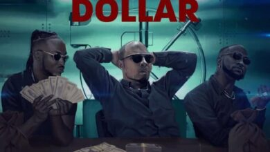 Photo of B-red – Dollar ft. Davido, Peruzzi