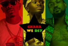 Photo of Kuami Eugene – Ghana We Dey ft. Shatta Wale, Samini