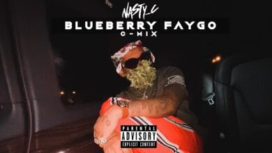 Photo of Nasty C – Blueberry Faygo (C-Mix)