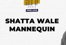 Photo of Shatta Wale & Gold Up – Mannequin (Prod. by Gold Up Music)