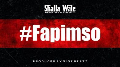 Photo of Shatta Wale - Fapimso (Prod. by GigzBeatz) Download MP3