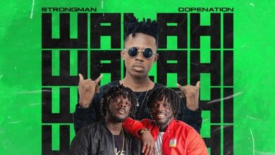 Photo of Strongman – Walahi ft. DopeNation (Prod. by KC Beatz)