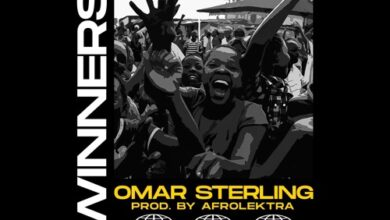 Photo of Omar Sterling – Winners (Prod. by Afrolektra)