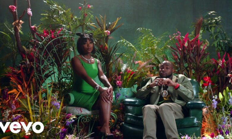 Photo of Davido – D & G (Official Video) ft. Summer Walker