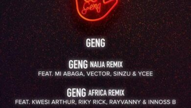 Photo of Mayorkun – Geng (Uk Remix) ft. Ms Banks & RussMB