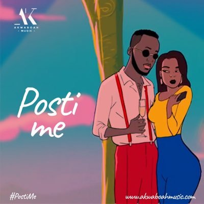Photo of Akwaboah - Posti Me (Prod. by KC Beatz)