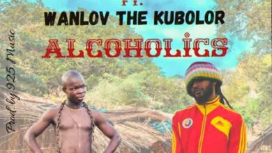 Photo of Ay Poyoo - Alcoholics ft. Wanlov The Kubolor