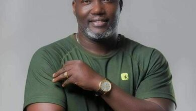 Photo of Kumawood actor Bishop Bernard Nyarko dies