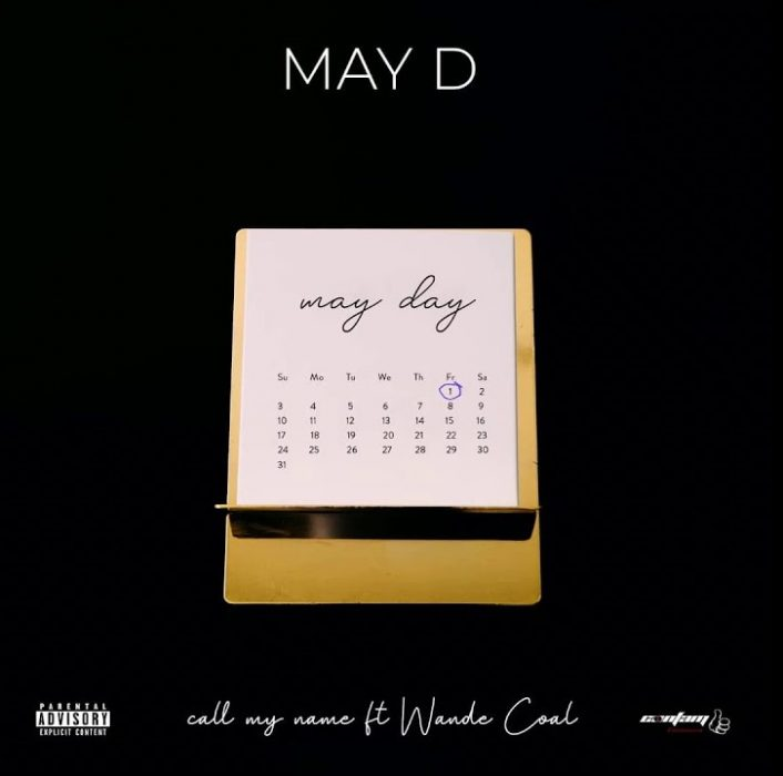May D - High With You (Prod. by Vstix)