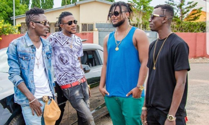 Photo of Video: Shatta Wale explains why he sacked SM Militants, Says they're talentless and can't write good songs