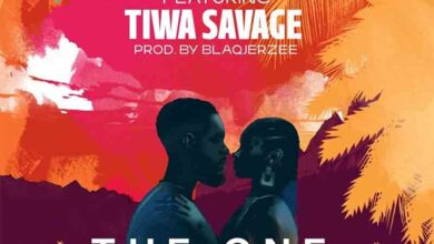 Photo of Efya – The One ft. Tiwa Savage (Prod By Blaq Jerzee)