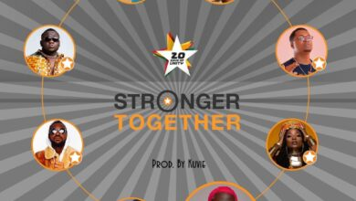 Photo of Efya x Bosom Pyung x Kojo Cue x Fancy Gadam x CJ Biggerman x Pappy Kojo x Yaa Pono x Feli Nuna – Stronger Together (Prod. by Kuvie)